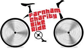 Farnham Charity Bike Ride logo