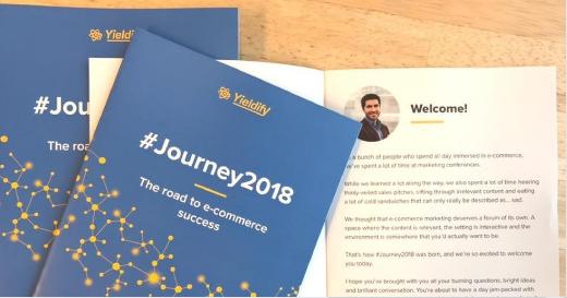 #Journey2018 - programme